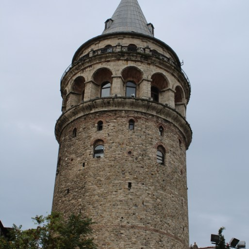 The Galata Tower, Istanbul, by Packing my Suitcase