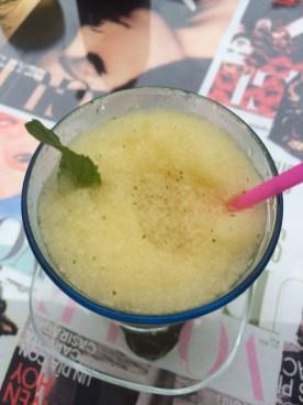 Limonada caseira