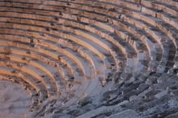 O Anfiteatro de Kaş