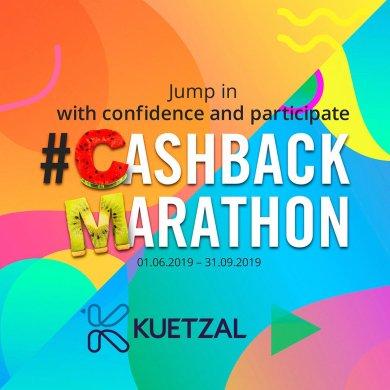 Kuetzal Summer Cashback @ Savings4Freedom