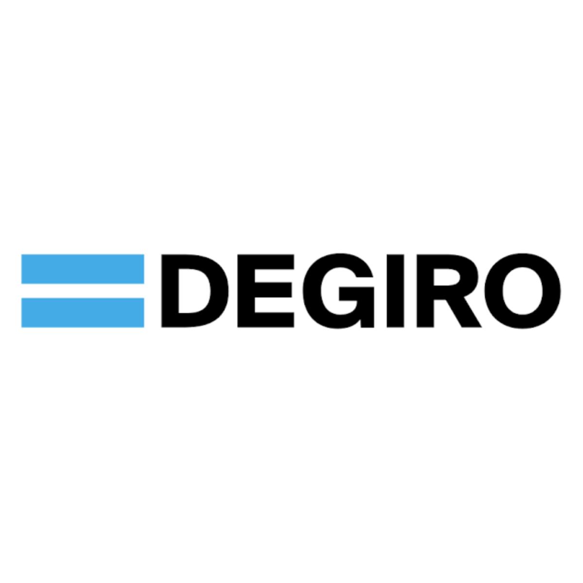 DeGiro Logo @ Savings4Freedom