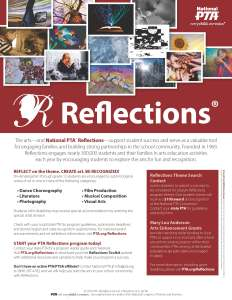 2014 Reflections_General Flier_v3