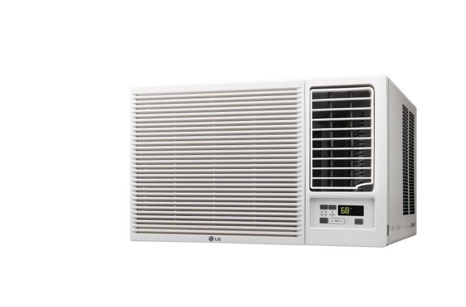 LG LW2416HR Window Air Conditioner 23000 BTU 230/208V Heat