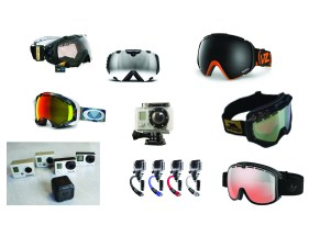 ski goggles mood board