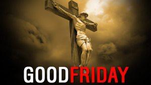 Public Holiday: Good Friday