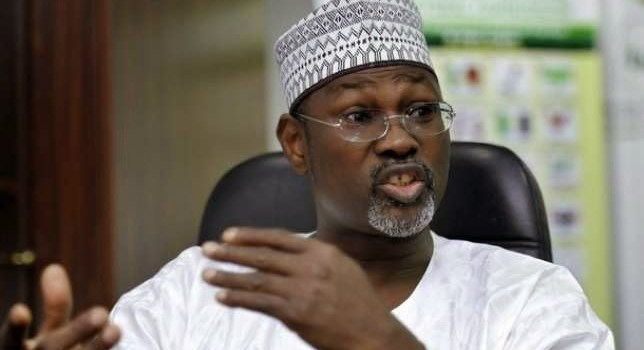 #NigeriaDecides: Don't rig elections for politicians – Jega warns NYSC members