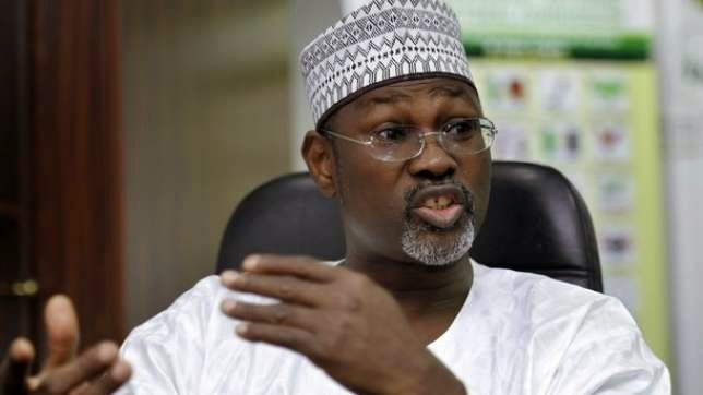 Only registered IDPs in Adamawa, Borno and Yobe will vote – Jega