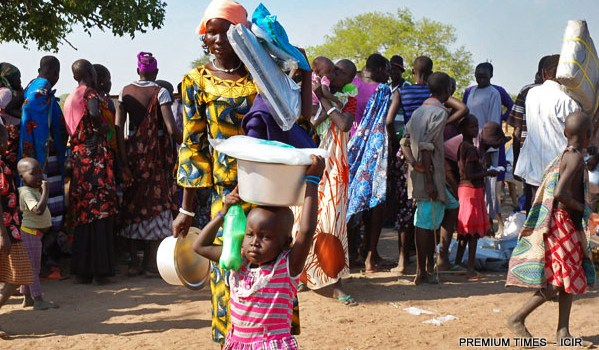INVESTIGATION: Grim tales of rape, child trafficking in Nigeria's displaced persons camps