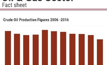 Oil and Gas Sector Fact Sheet