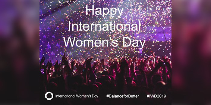 INTERNATIONAL WOMEN'S DAY –  I am a woman and so what?