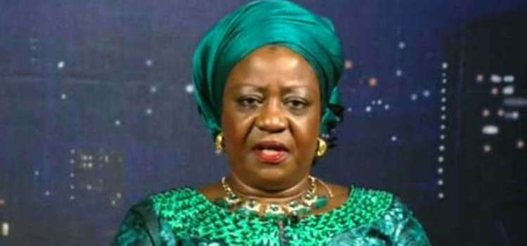 Lauretta Onochie: PTCIJ, YIAGA, nine other CSOs petition Senate, oppose appointment
