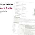 PTE Test taker Score Report