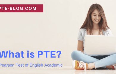 What is PTE - Pearson Test of English Academic