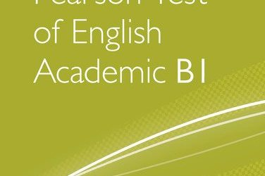 MyEnglishLab- Pearson Test of English Academic B1