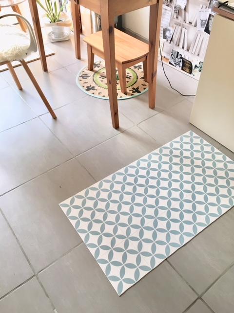 diy transformer un plateau de table