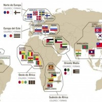 Las historias detrás de las banderas del mundo
