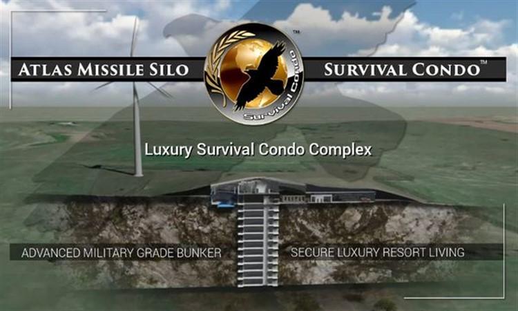 El resort nuclear: cómo es el refugio para millonarios que temen el Apocalipsis