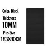 10mm 183x80 Black