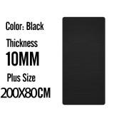 10mm 200x80 Black