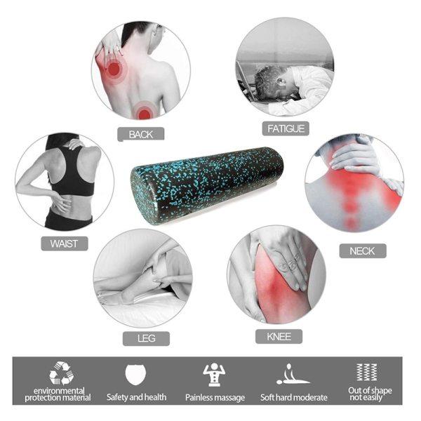 EPP Massage Roller & Fitness balls Foam Rollers EPP Massage Roller & Fitness balls