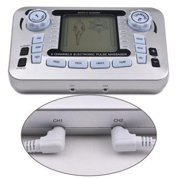 Ergonomic Handheld EMS/TENS Machine Physiotherapy Ergonomic Handheld EMS/TENS Machine