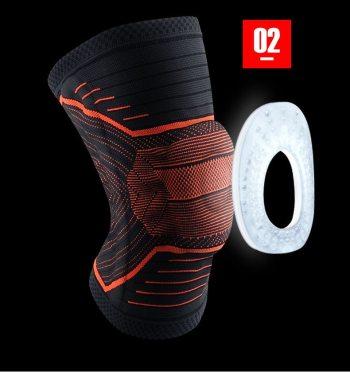 Silicone Knee/Patella Brace Braces Silicone Knee/Patella Brace