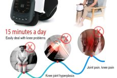 Infrared Heating & Vibrating Knee Massager Physiotherapy Infrared Heating & Vibrating Knee Massager