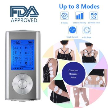 FDA Approved TENS/EMS Machine Massage & Relaxation FDA Approved TENS/EMS Machine