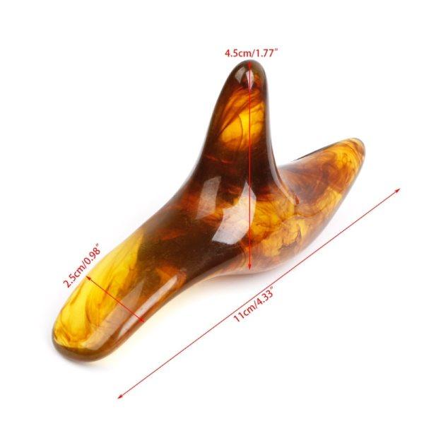 Shiatsu Gua Sha Massage Tool Massage & Relaxation Shiatsu Gua Sha Massage Tool