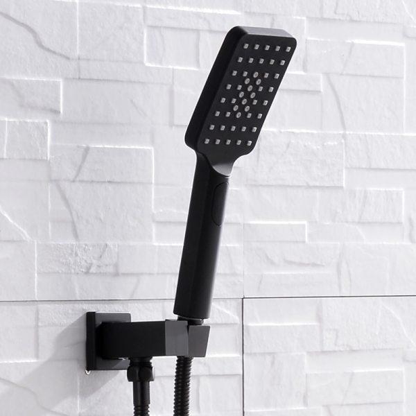Black Brass Shower Head Assistive Devices Black Brass Shower Head