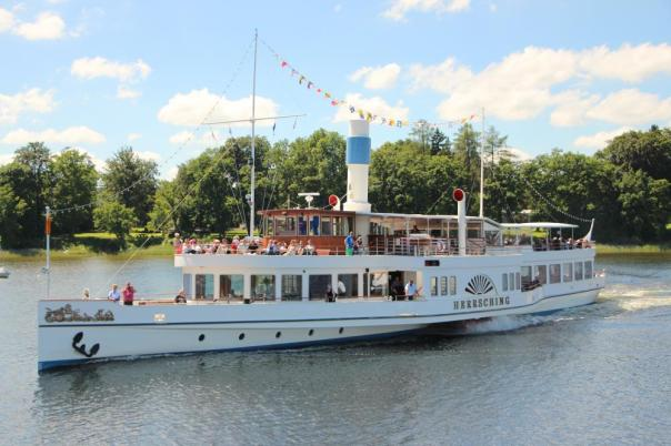 MS Hannover - Dampfer am Ammersee