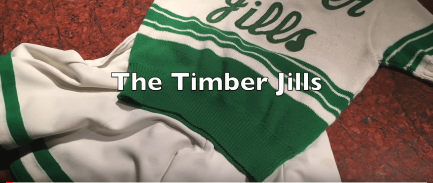I Was A Teenage Timber Jill
