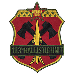 103rd Ballistic Unit