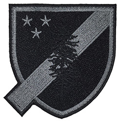 Cascadia MLS logo: Blacked Out