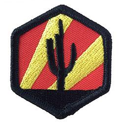 Desert Corps Away Day Merritt Badge