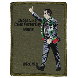 Dress Like Caleb Porter Day