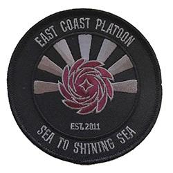 East Coast Platoon Rose (muted)