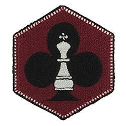 King of Clubs Merit Badge