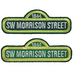 Morrison Street: Dark Version
