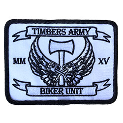 Timbers Army Biker Unit