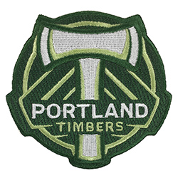 Timbers First MLS logo