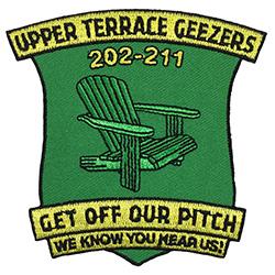 Upper Terrace Geezers