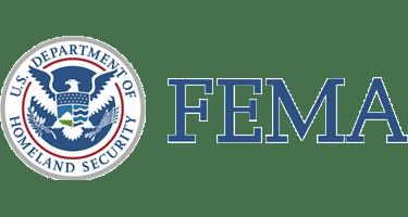 US Department of Homeland Security FEMA logo