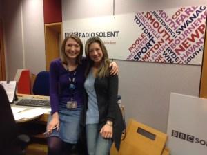 Gen with BBC Radio Solent Katie Martin