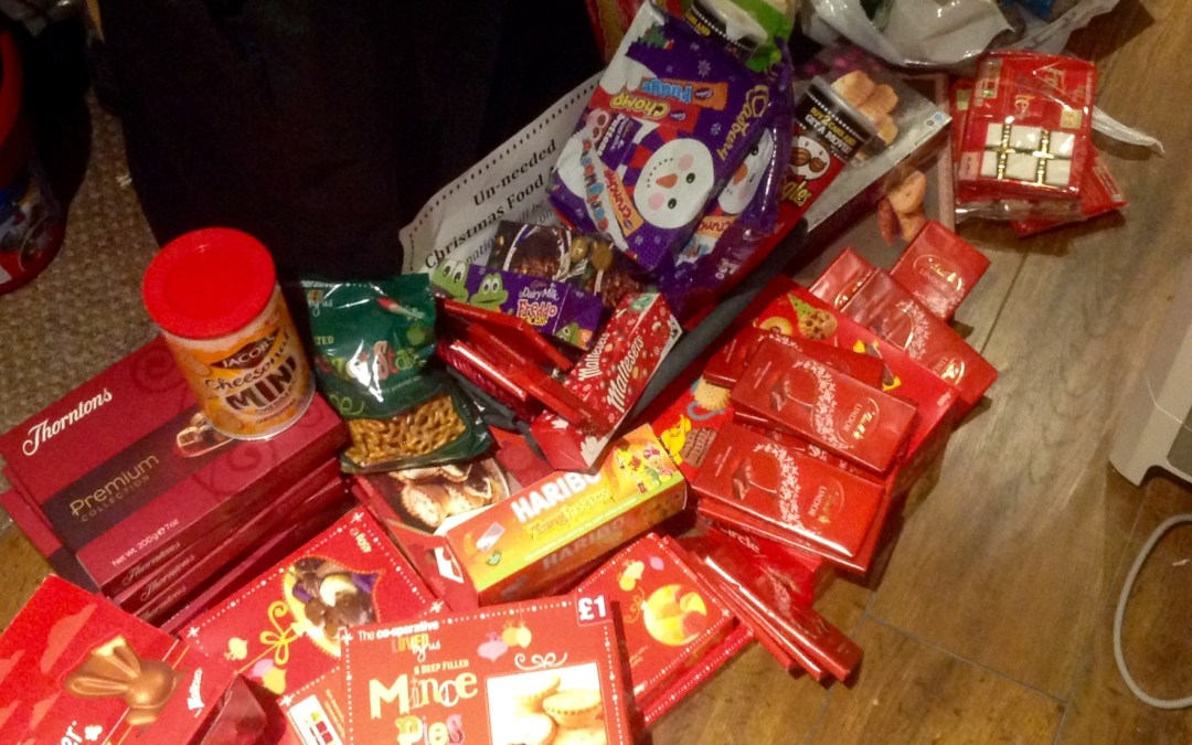 Un-needed Christmas Food Amnesty: it's back!