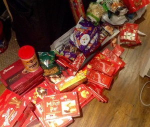 Un-need Christmas Food Amnesty: Southampton Personal Trainer Gen Preece