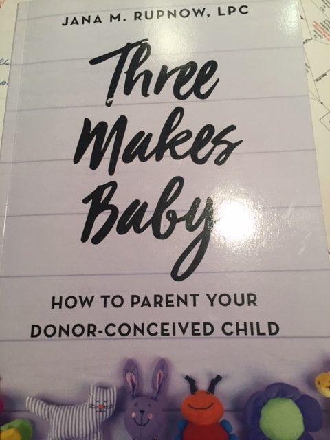 New book: Three makes baby