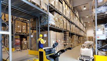 document unique service logistique et risque de chute