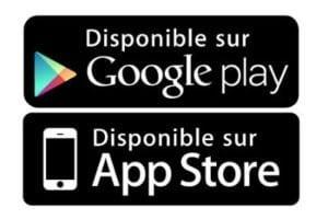Télécharger l'application PTI sur Google Play Store ou Apple Store