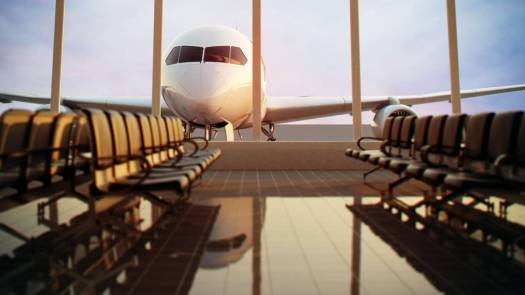 diferentes aeropuertos